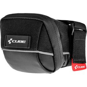 Cube Pro Seat Post Bag XS, black